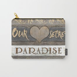 Sweet Paradise Series Carry-All Pouch