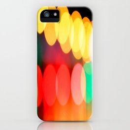 Oh the Bokeh!  iPhone Case