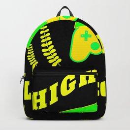 High school 2020 Abi graduation band Backpack