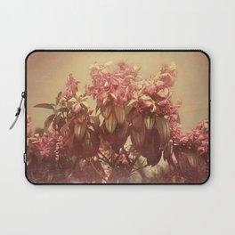 Vintage Flower Laptop Sleeve