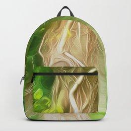 Dream Light Green Tree Backpack