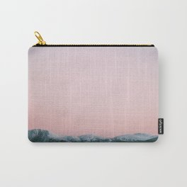 Dusk Mountains Carry-All Pouch