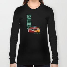 1975 3.0 CSL - Calder Art Car Long Sleeve T-shirt