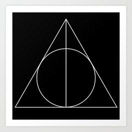 Geometry 02 Art Print