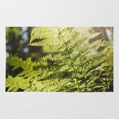 Sun leaf Rug