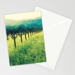 Winter Vineyard I - Serenity Stationery Cards