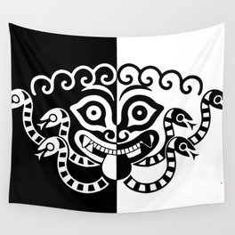 The Gorgon's Eye Wall Tapestry