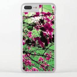 mizz Clear iPhone Case