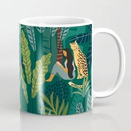 The Jaguar and I Coffee Mug