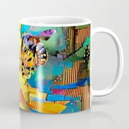 Bee in Bloom 2 Coffee Mug