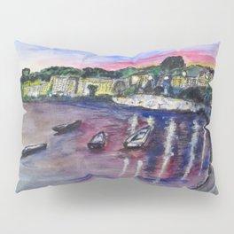 Luogo Mergellina, Napoli Pillow Sham