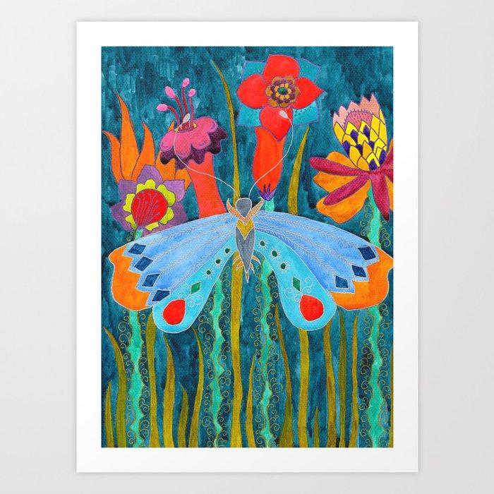 Beruthiel Art Print