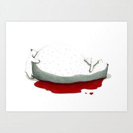 Orsi Art Print