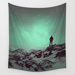 Lost the Moon While Counting Stars II Wall Tapestry