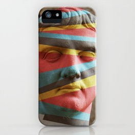 Defaced iPhone Case