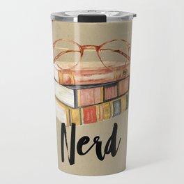 Book Nerd Travel Mug