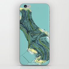 Seadusa iPhone & iPod Skin