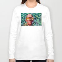 trip Long Sleeve T-shirts featuring Bad Trip by Jared Yamahata
