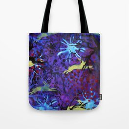 Dreamy nights Tote Bag