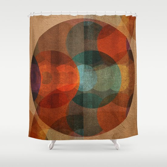 Textures/Abstract 80 Shower Curtain