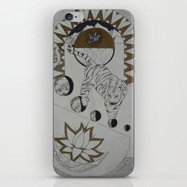 Cosmic Consciousness iPhone Skin