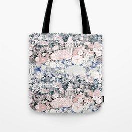 Japanese teahouse Tote Bag