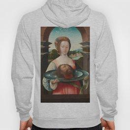 Salome with the Head of John the Baptist, Jacob Cornelisz van Oostsanen, 1524 Hoody