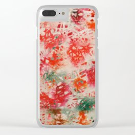 Still Tasting The Summer Clear iPhone Case