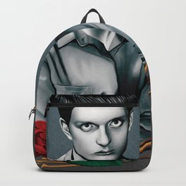Joy Division - Ian Curtis Backpack