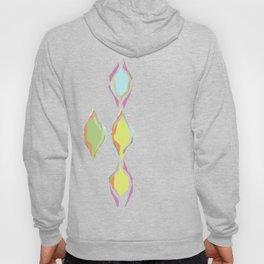 Pastel patterned Hoody