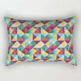 TRIANGLES ETNO Rectangular Pillow
