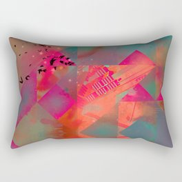 twtyl flyyt Rectangular Pillow