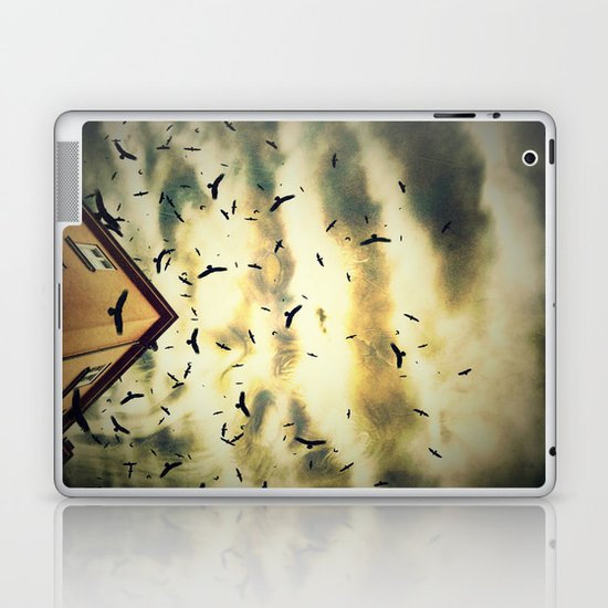 Somebody is Watching You Laptop & iPad Skin