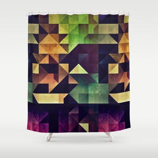3YM Shower Curtain