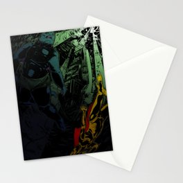 Fishmonsters in Love- Color Stationery Cards