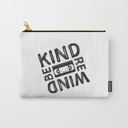 Be Kind Rewind Carry-All Pouch