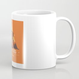 Camping Tippi Coffee Mug