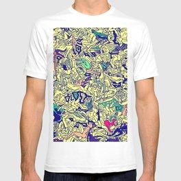 Kamasutra LOVE - Piss Yellow T-shirt