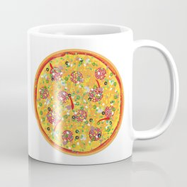 Pizza Clicker Coffee Mug