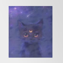 Luna Throw Blanket