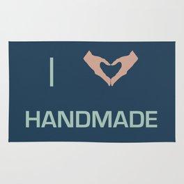 I heart Handmade Rug
