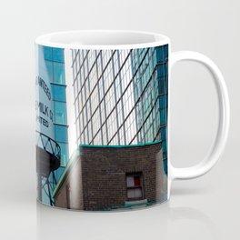 Milk Bottle on Roof Coffee Mug