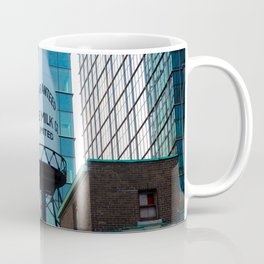 Milk Bottle on Roof Coffee Mug