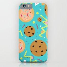 Kookie Teal iPhone Case
