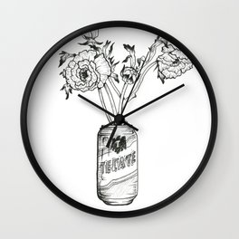 Tecate Wall Clock