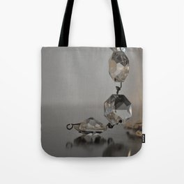 CLARITY IS KEY Tote Bag