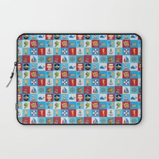 Ahoy There! Laptop Sleeve