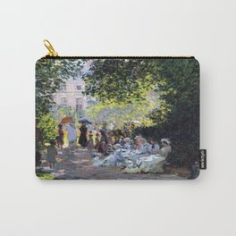 Claude Monet Parc Monceau Carry-All Pouch