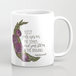 Flower Moon Coffee Mug