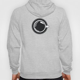 Cup of coffee with stars Hoody